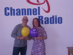 Happiness with Simon Thorpe and Angela Brier-Stephenson